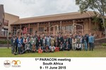 South Africa - First PARACON Meeting - June 2015