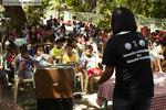 2014 UBS Visit to Ilocos Norte - public awareness