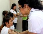 Human Vaccination - Sorsogon