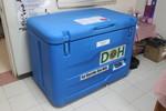 PEP Vaccine Storage - Philippines