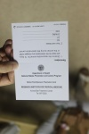 Human Vaccination Card - Philippines