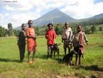 Uganda - Children with Dog