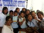 School IEC Activity - Ilocos Norte PVO