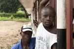 Animal bite victim - Sierra Leone