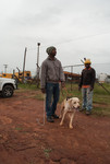Lesotho AVC Practical Session - Dog Vaccination